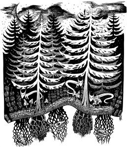 GK-Tree Spirits