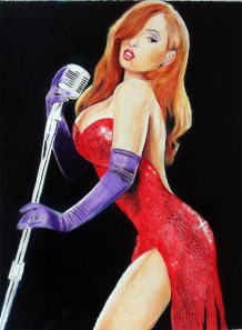 Debi Day- Jessica Rabbit